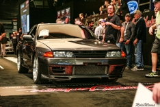 There will always be a high held place in my heart for an R32 GTR. This extremely clean example sold at Barrett Jackson for just over $40,000 USD, no one wanted to loan me the cash :)
